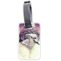 Tentacles Of Pain Luggage Tag (one Side)