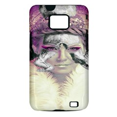 Tentacles Of Pain Samsung Galaxy S II i9100 Hardshell Case (PC+Silicone)
