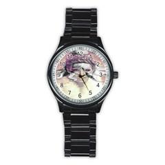 Tentacles Of Pain Sport Metal Watch (Black)