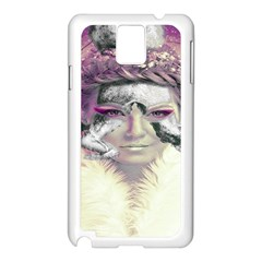 Tentacles Of Pain Samsung Galaxy Note 3 N9005 Case (white)