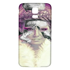 Tentacles Of Pain Samsung Galaxy S5 Back Case (White)