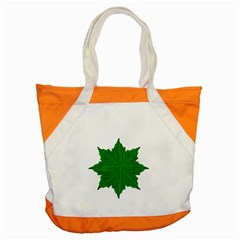 Decorative Ornament Isolated Plants Accent Tote Bag