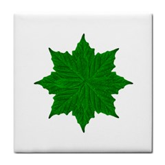 Decorative Ornament Isolated Plants Face Towel