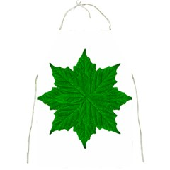 Decorative Ornament Isolated Plants Apron