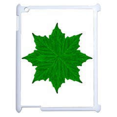 Decorative Ornament Isolated Plants Apple Ipad 2 Case (white)