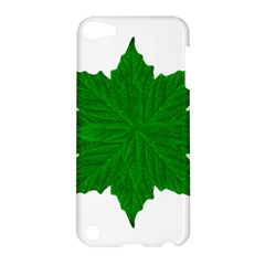 Decorative Ornament Isolated Plants Apple Ipod Touch 5 Hardshell Case