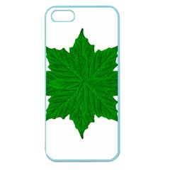Decorative Ornament Isolated Plants Apple Seamless Iphone 5 Case (color)