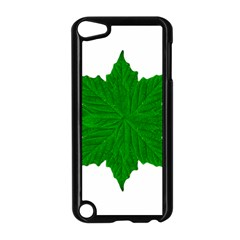 Decorative Ornament Isolated Plants Apple iPod Touch 5 Case (Black)