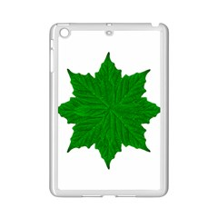 Decorative Ornament Isolated Plants Apple iPad Mini 2 Case (White)