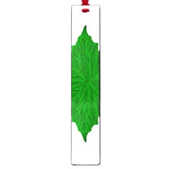 Decorative Ornament Isolated Plants Large Bookmark