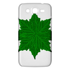 Decorative Ornament Isolated Plants Samsung Galaxy Mega 5 8 I9152 Hardshell Case