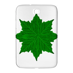 Decorative Ornament Isolated Plants Samsung Galaxy Note 8.0 N5100 Hardshell Case