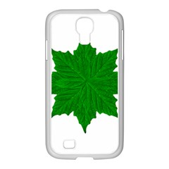 Decorative Ornament Isolated Plants Samsung GALAXY S4 I9500/ I9505 Case (White)