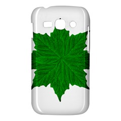 Decorative Ornament Isolated Plants Samsung Galaxy Ace 3 S7272 Hardshell Case