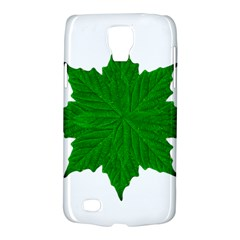 Decorative Ornament Isolated Plants Samsung Galaxy S4 Active (I9295) Hardshell Case