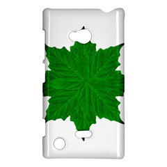 Decorative Ornament Isolated Plants Nokia Lumia 720 Hardshell Case