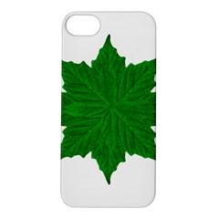 Decorative Ornament Isolated Plants Apple iPhone 5S Hardshell Case