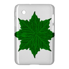 Decorative Ornament Isolated Plants Samsung Galaxy Tab 2 (7 ) P3100 Hardshell Case