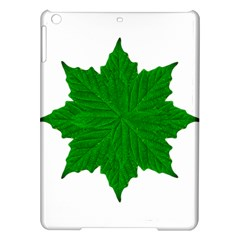 Decorative Ornament Isolated Plants Apple iPad Air Hardshell Case