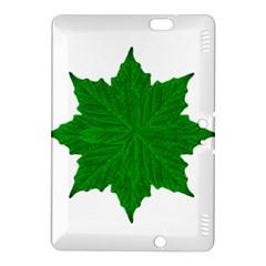 Decorative Ornament Isolated Plants Kindle Fire HDX 8.9  Hardshell Case
