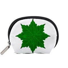 Decorative Ornament Isolated Plants Accessory Pouch (small)