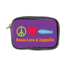 Peace Love & Zeppelin Coin Purse