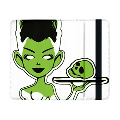 Frankie s Pin Up Samsung Galaxy Tab Pro 8.4  Flip Case