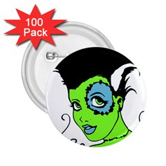 Frankie s Girl 2.25  Button (100 pack)