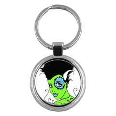 Frankie s Girl Key Chain (Round)