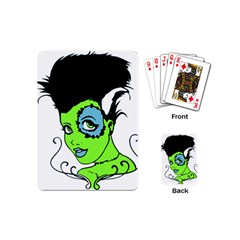 Frankie s Girl Playing Cards (Mini)