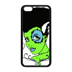 Frankie s Girl Apple iPhone 5C Seamless Case (Black)
