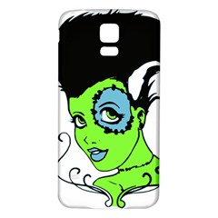 Frankie s Girl Samsung Galaxy S5 Back Case (White)