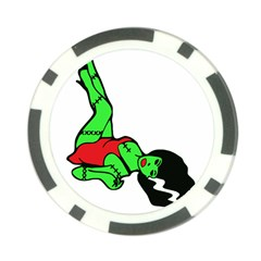 Frankie s Pin Up Poker Chip (10 Pack)