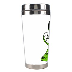 Frankie s Pin Up Stainless Steel Travel Tumbler