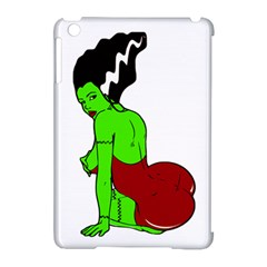Frankie s Pin Up Apple iPad Mini Hardshell Case (Compatible with Smart Cover)