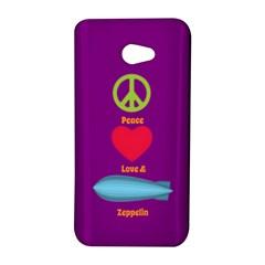 Peace Love & Zeppelin HTC Butterfly S Hardshell Case