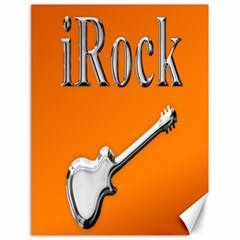 Irock Canvas 18  X 24  (unframed)