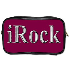 Irock Travel Toiletry Bag (two Sides)
