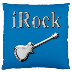 Irock Large Cushion Case (single Sided)