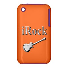 iRock Apple iPhone 3G/3GS Hardshell Case (PC+Silicone)