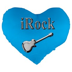 iRock 19  Premium Heart Shape Cushion