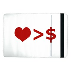 Love Is More Than Money Samsung Galaxy Tab Pro 10 1  Flip Case