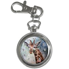 Giraffe Key Chain Watch