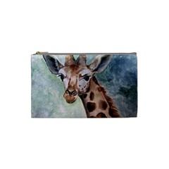 Giraffe Cosmetic Bag (small)