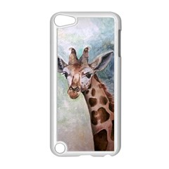 Giraffe Apple Ipod Touch 5 Case (white)