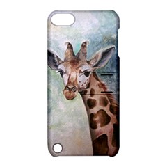 Giraffe Apple Ipod Touch 5 Hardshell Case With Stand