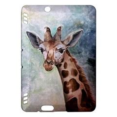 Giraffe Kindle Fire HDX 7  Hardshell Case