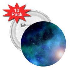 Amazing Universe 2 25  Button (10 Pack)