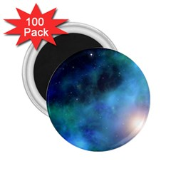 Amazing Universe 2 25  Button Magnet (100 Pack)
