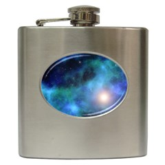 Amazing Universe Hip Flask
